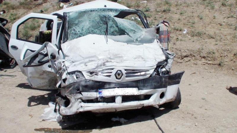 واژگونی خودروی ال۹۰ یک کشته و ۴ مجروح بر جای گذاشت