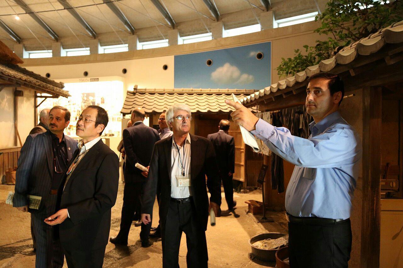 بررسی نحوه همکاری های ایران و کشور ژاپن در خصوص احیای تالاب انزلی در سفر هیات اعزامی استان گیلان به ژاپن