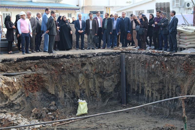 ساخت تصفیه خانه فاضلاب در آلوده ترین مراکز درمانی گیلان