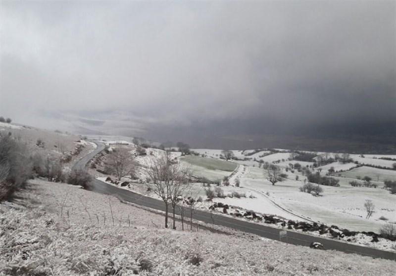 نیمه شمالی کشور یکشنبه سرد میشود / استانهای غربی و شمالی شنبه برفی میشوند