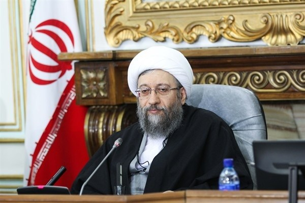 رئیس قوه قضاییه درگذشت آیت الله هاشمی رفسنجانی را تسلیت گفت