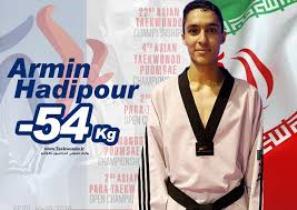تکواندوکار گیلانی در ردیف ۵ ورزشکار برتر دنیا