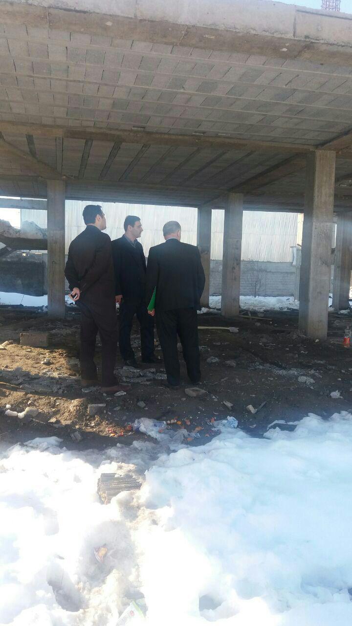 بازدید مدیرکل حفاظت محیط زیست گیلان از پروژه های عمرانی آستانه اشرفیه