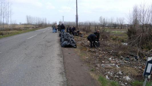 آغاز عملیات  پاکسازی در شهرستان رشت