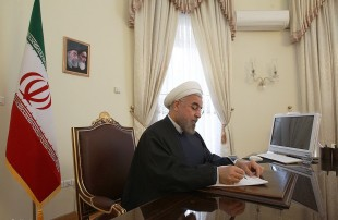 پیام تبریک رئیس جمهور به سران کشورهای اسلامی