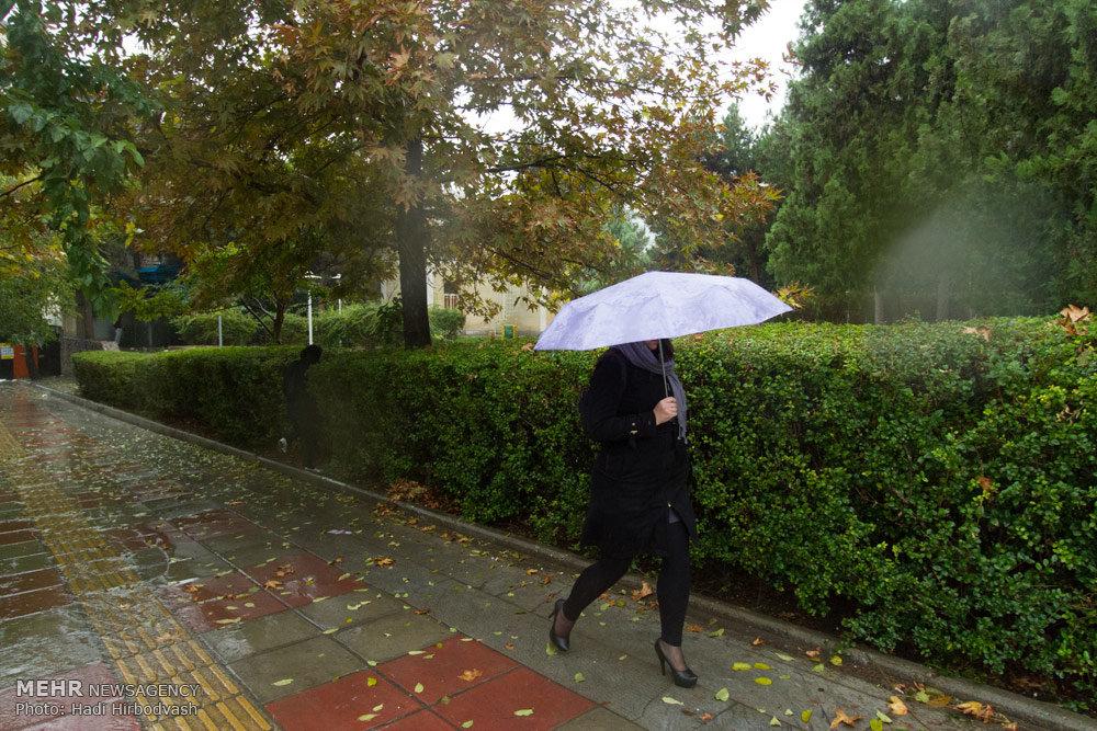 بارش باران و هشدار آبگرفتگی در گیلان