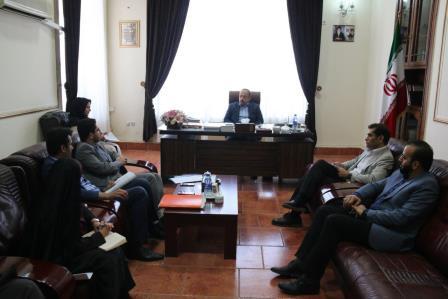 نشست شهردار منتخب رشت با مدیران شهری پیرامون برنامه های ماه محرم