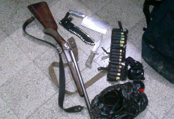 تخریب کومه های غیر مجاز شکار در انزلی