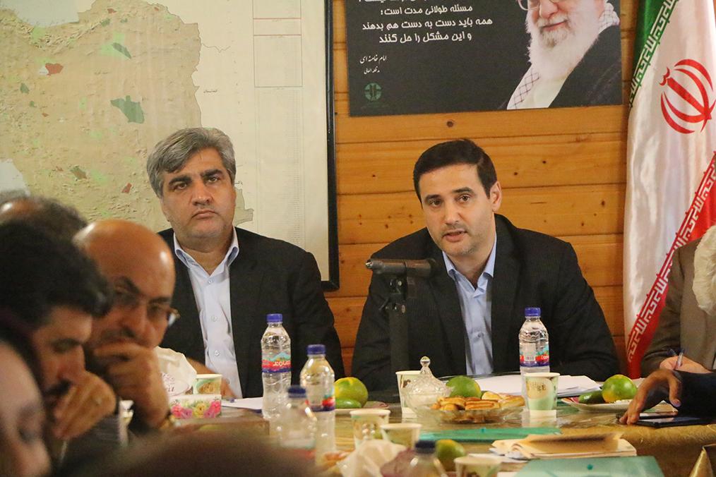 تشکیل چهل و دومین جلسه احیای تالاب انزلی با حضور استاندار گیلان