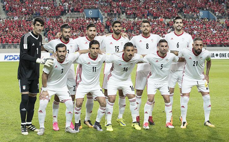 ایران؛ تیم ۳۲ جهان و نخست آسیا