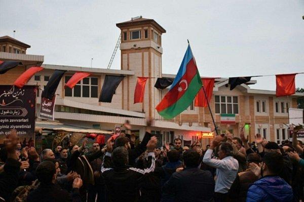 تردد ۸ هزار زائر از مرز آستارا/عشق به حسین(ع) مرز ندارد