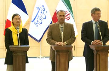 تلاش اروپا برای اتصال بانکي ایرانی به سوئیفت