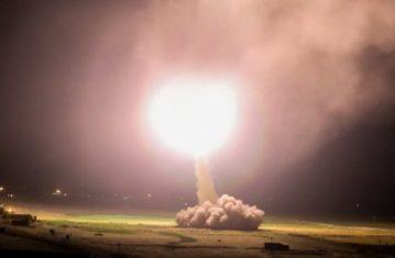 موج دوم حملات موشکی ایران به مقر پایگاه آمریکایی آغاز شد