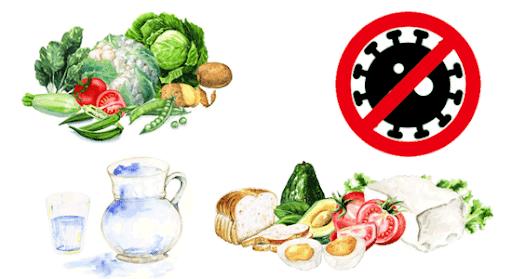 نقش ویتامینها را در کنترل کرونا جدی بگیریم
