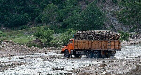 تشدید مقابله با قاچاق چوبآلات جنگلی در شهرستانهای گیلان