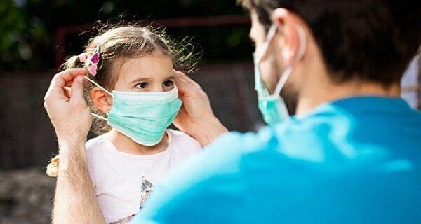 چگونه ماسک زدن را برای کودکان جذاب کنیم؟