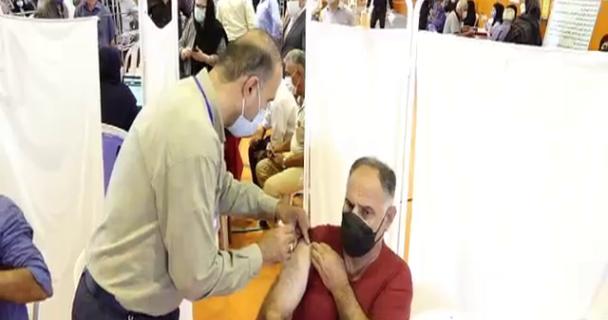 سرعت گرفتن روند واکسیناسیون در گیلان