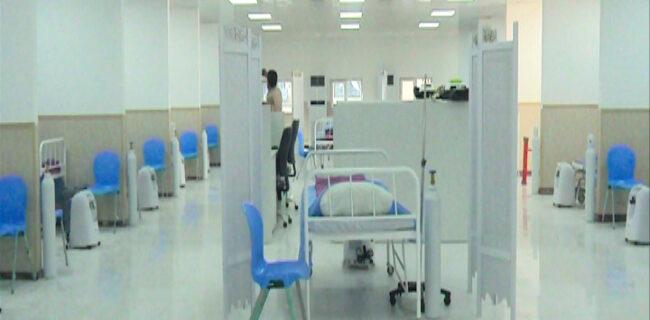 بهره برداری از بیمارستان دائمی -تنفسی ارتش در رشت