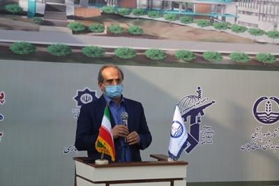 عملیات اجرایی دو ابر پروژه آموزشی و درمانی در گیلان آغاز شد