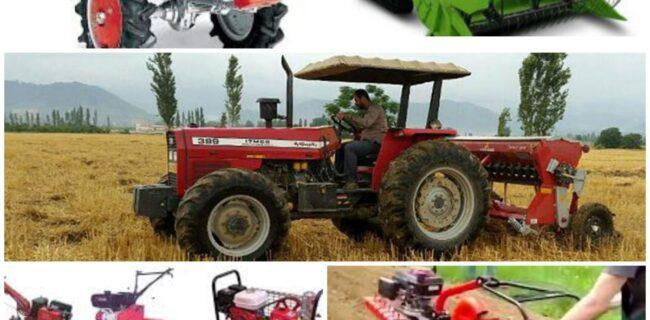صدور ۳۰۰کارت شناسایی برای ماشین داران حرفه ای بخش کشاورزی گیلان