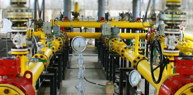 گازرسانی به ۳۱ واحد صنعتی گیلان در هفته دولت ۱۴۰۰