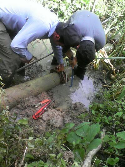 رفع مشکل آب شرب ۳ روستای شهرستان سیاهکل