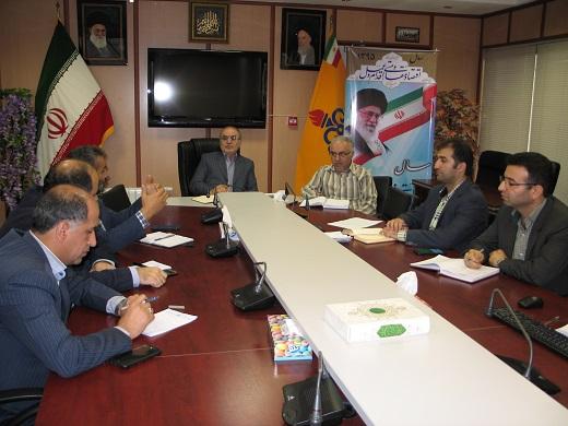 افزایش رضایتمندی مشترکین هدف شرکت گاز استان گیلان