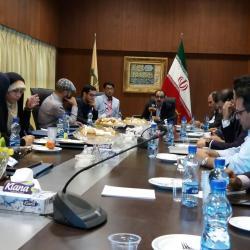 بازدید هیات رسانه ای وزارت صنعت، معدن و تجارت از ظرفیتهای صنعتی گیلان