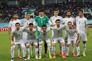 صعود ۱۰ پله ای تیم ملی فوتبال ایران
