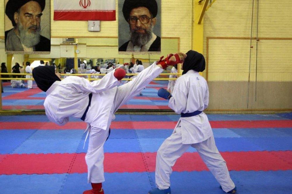 دور دوم مسابقات «کاراته آزاد بانوان گیلان» در رشت برگزار می شود