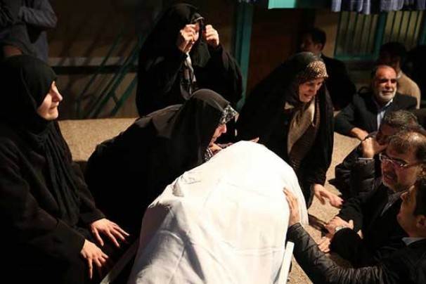 پیکر آیتالله رفسنجانی سهشنبه درحرم حضرت معصومه(س) دفن میشود