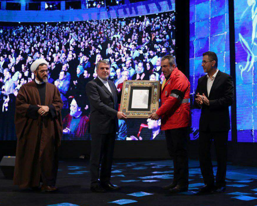 گشایش سی و پنجمین جشنواره فیلم فجر