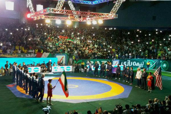ایران قهرمان جام جهانی کشتی آزاد شد/ ثبت ششمین قهرمانی متوالی