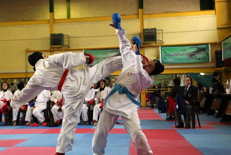تیم ملی کاراته بانوان معرفی شد
