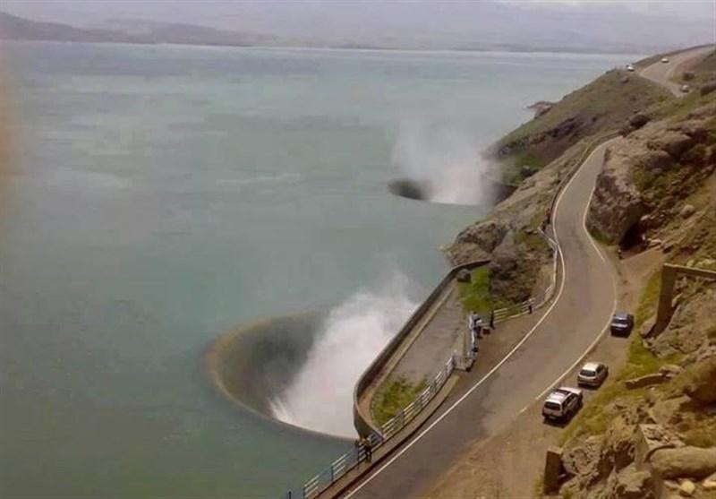 اجرای طرح نوبت بندی آب سد سپیدرود از خردادماه آغاز میشود