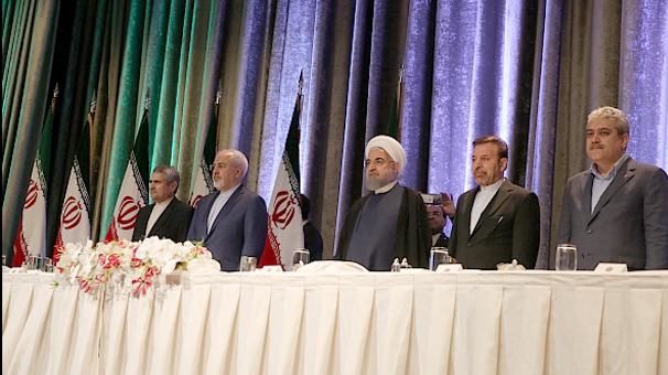 به تجاوزگر حقوق ایران در برجام پاسخ مقتضی و مناسب می دهیم