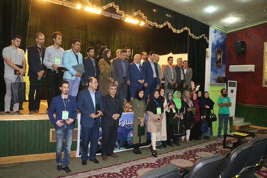 از حامیان ششمین جشنواره فیلم سبز گیلان تجلیل شد