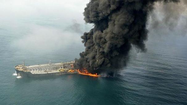 پیدا شدن دو پیکر جدید در نفتکش ایرانی