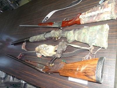 سه شکارچی غیر مجاز در رودبار دستگیر شدند