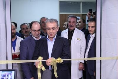 بخش سکته مغزی حاد در دانشگاه علوم پزشکی گیلان افتتاح شد