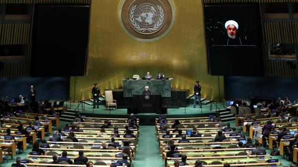 تحریمهای یکجانبه و نامشروع، نوعی تروریسمِ اقتصادی و ناقض حقِ توسعه است