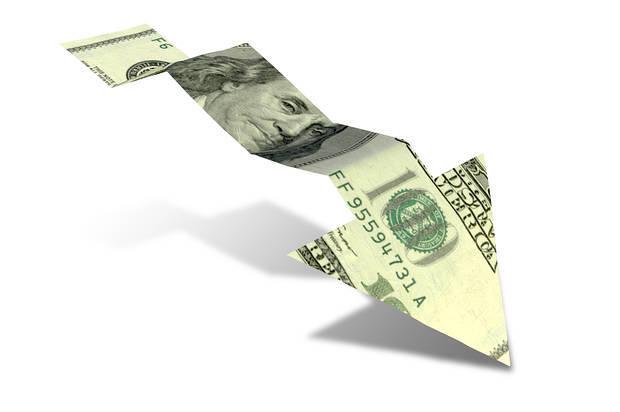 ادامه سیر نزولی دلار آمریکا در تابلوی صرافیها