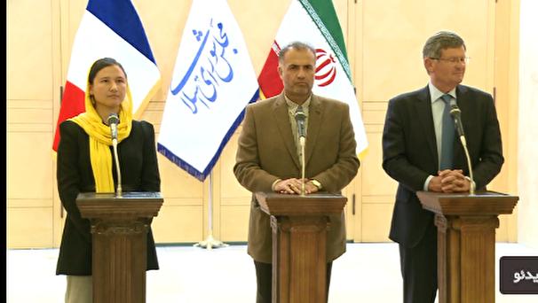 تلاش اروپا برای اتصال بانکی ایرانی به سوئیفت