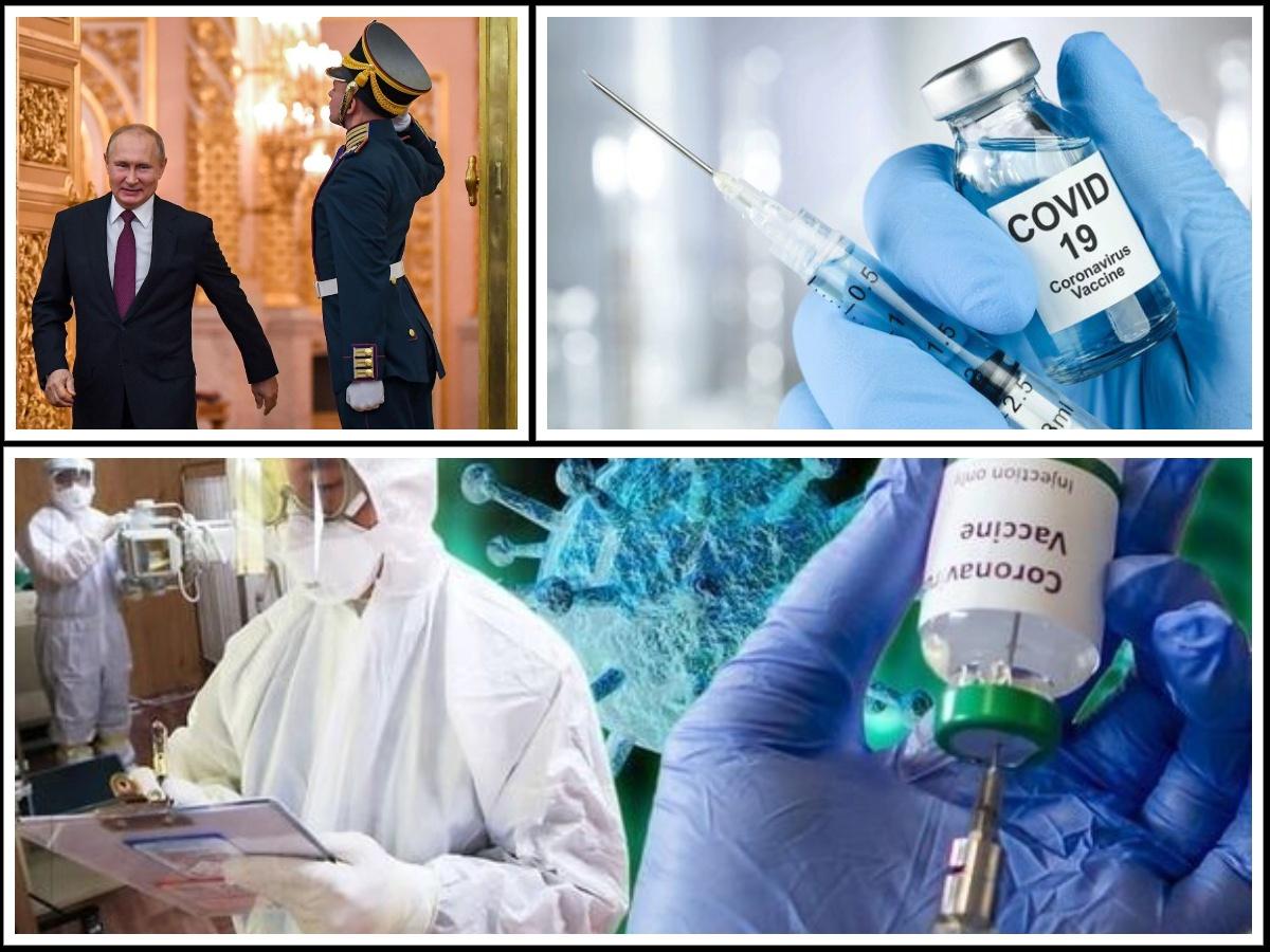 پوتین: روسیه به واکسن کرونا دست یافت