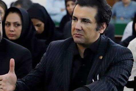 واکنش حسام نواب صفوی به تعلیق پروانه وکالتش