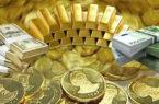 کاهش ۱میلیون تومانی قیمت طلا و ارز