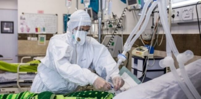 گذشتن تعداد بیماران بستری کرونایی در گیلان از مرز ۸۰۰ نفر