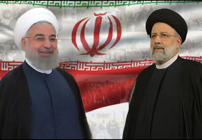 روحانی به دیدار رییس جمهور منتخب رفت