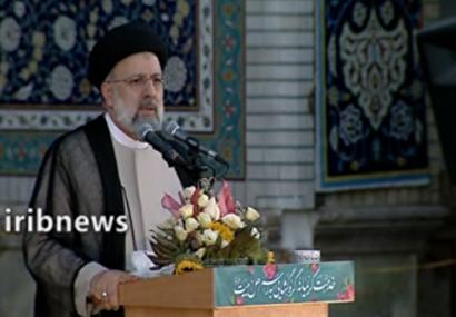 دولت اسلامی دولت خدمتگزاراست نه منت گذار