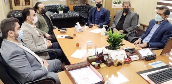 در بازدید سرپرست شهرداری رشت از منطقه دو ؛ بررسی منابع نوین درآمدی